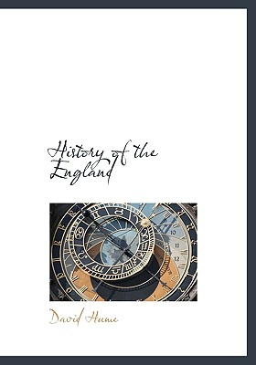 Image for History of the England