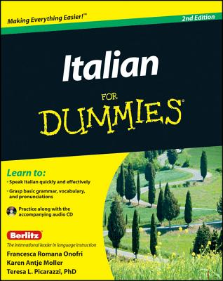 Image for Italian For Dummies with CD