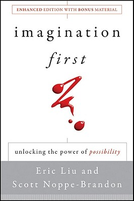 Image for Imagination First: Unlocking the Power of Possibility