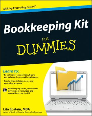 Image for Bookkeeping Kit For Dummies