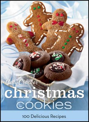 Image for Betty Crocker Christmas Cookies