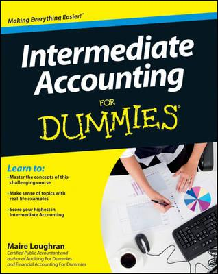 Image for Intermediate Accounting For Dummies