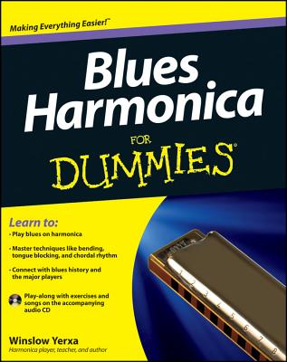 Image for Blues Harmonica For Dummies (For Dummies (Sports & Hobbies))