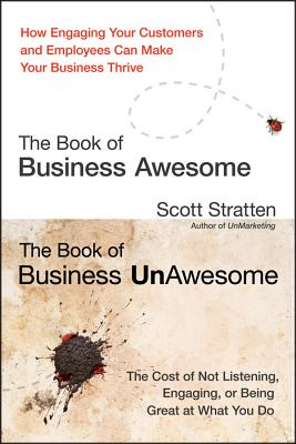 Image for The Book of Business Awesome / The Book of Business UnAwesome