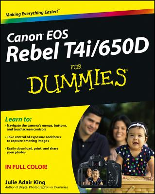 Image for Canon EOS Rebel T4i/650D For Dummies
