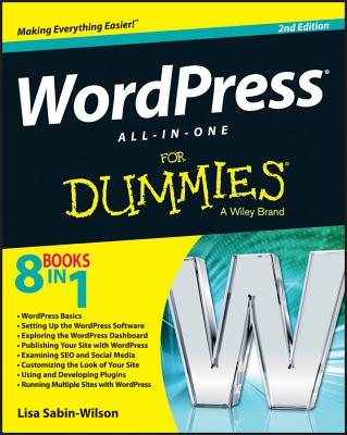 WordPress All-in-One For Dummies, Lisa Sabin-Wilson