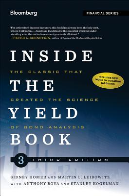 Image for Inside the Yield Book: The Classic That Created the Science of Bond Analysis