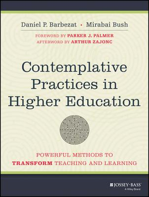 Image for CONTEMPLATIVE PRACTICES IN HIGHER EDUCATION POWERFUL METHODS TO TRANSFORM TEACHING AND LEARNING
