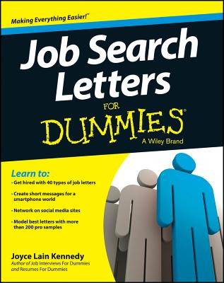 Image for Job Search Letters For Dummies