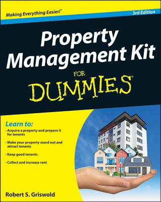 Image for Property Management Kit For Dummies