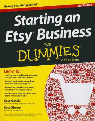 Image for Starting an Etsy Business For Dummies