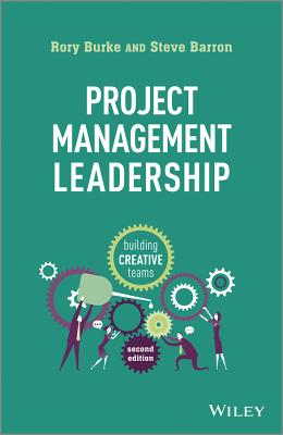 Image for Project Management Leadership: Building Creative Teams