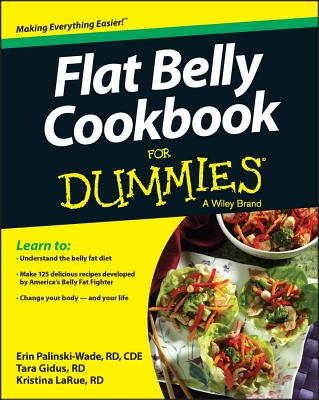 Image for Flat Belly Cookbook For Dummies
