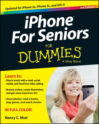 Image for iPhone For Seniors For Dummies