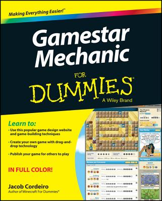 Image for Gamestar Mechanic For Dummies