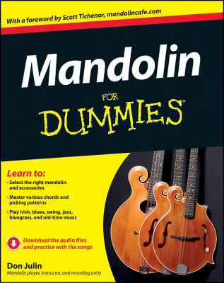 Image for Mandolin For Dummies