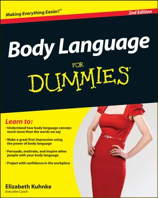 Image for Body Language For Dummies