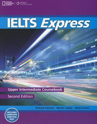Image for IELTS Express Upper-intermediate Coursebook 2nd Edition