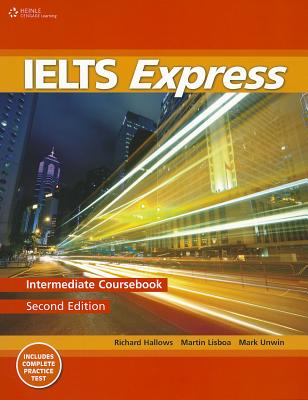 Image for IELTS Express Intermediate  The Fast Track to IELTS Success