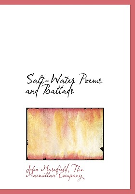 Image for Salt-Water Poems and Ballads