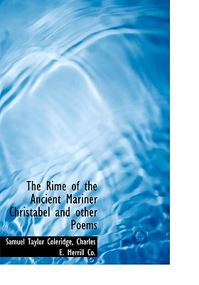 Image for The Rime of the Ancient Mariner Christabel and other Poems