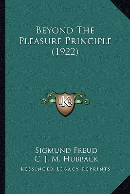 Beyond The Pleasure Principle (1922), Freud, Sigmund