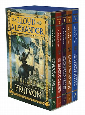 Image for The Chronicles of Prydain Boxed Set