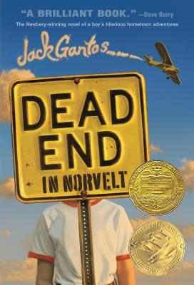 Dead End in Norvelt, Jack Gantos