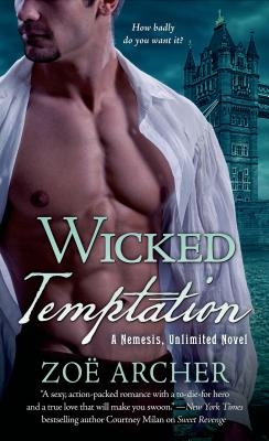 Image for Wicked Temptation: A Nemesis, Unlimited Novel