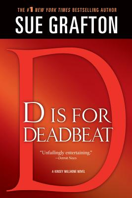 """Image for """"D"""" is for Deadbeat: A Kinsey Millhone Mystery (Kinsey Millhone Alphabet Mysteries)"""