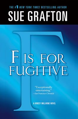 """Image for """"F"""" is for Fugitive: A Kinsey Millhone Mystery (Kinsey Millhone Alphabet Mysteries)"""