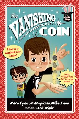 Image for Vanishing Coin (Magic Shop Series)