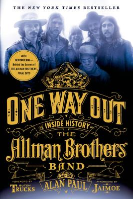 Image for One Way Out: The Inside History of The Allman Brothers Band