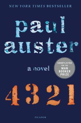 Image for 4 3 2 1: A Novel