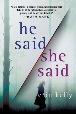 Image for He Said/She Said: A Novel