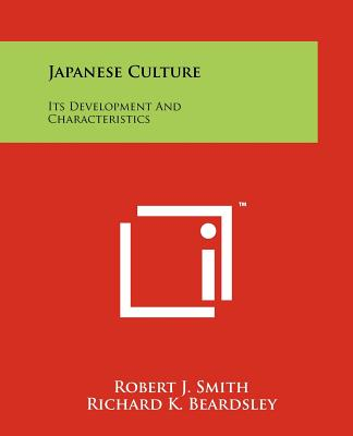 Japanese Culture: Its Development And Characteristics