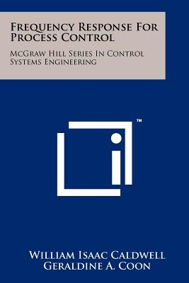 Image for Frequency Response For Process Control: McGraw Hill Series In Control Systems Engineering