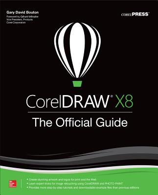 Image for CorelDRAW X8: The Official Guide