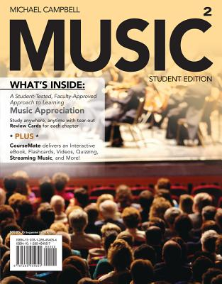 Image for MUSIC 2 (with CourseMate Printed Access Card)