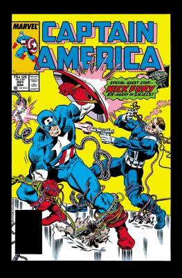 Image for Captain America Epic Collection: The Bloodstone Hunt (Epic Collection: Captain America)