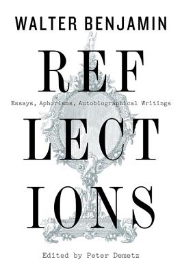 Image for Reflections: Essays, Aphorisms, Autobiographical Writings