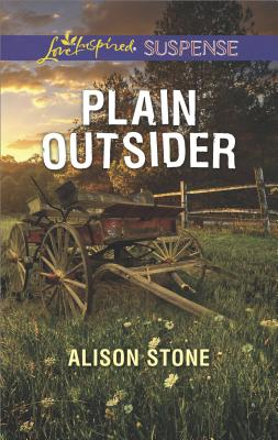 Image for Plain Outsider (Love Inspired Suspense)