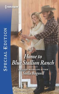 Image for Home to Blue Stallion Ranch (Men of the West)