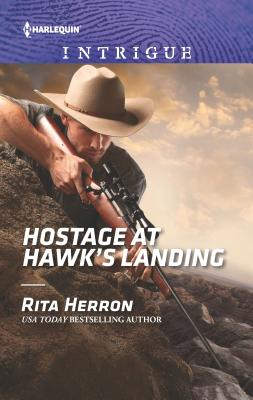 Image for Hostage at Hawk's Landing (Badge of Justice)