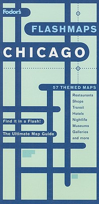 Image for Fodor's Flashmaps Chicago, 4th Edition: The Ultimate Map Guide/Find it in a Flas