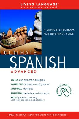 Image for Ultimate Spanish Advanced