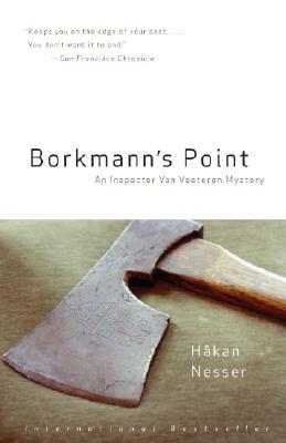 Borkmann's Point: An Inspector Van Veeteren Mystery, Nesser, Hakan