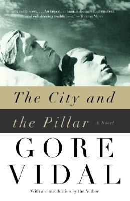 The City and the Pillar: A Novel, Vidal, Gore