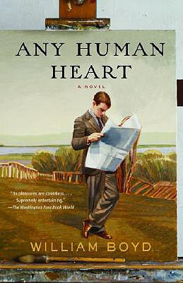 Any Human Heart, William Boyd