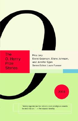 Image for The O. Henry Prize Stories 2003 (Pen / O. Henry Prize Stories)